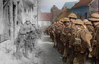 """ג'ירפה בקולנוע: ביקורת סרט – """"הם לא יזקינו"""": הצופה לוקח חלק במלחמת העולם הראשונה"""