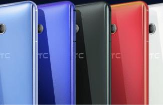 סחוט טרי: הוכרז ה-HTC U11 עם מסך 5.5 אינץ' ומסגרת רגישה למגע