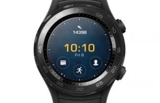 ג'ירפה בודקת: שעון חכם Huawei Watch 2