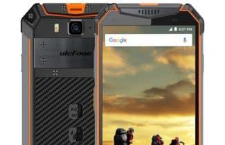 הכי קשוח: Ulefone Armor 3W במחיר מעולה כולל קופון וביטוח מס!