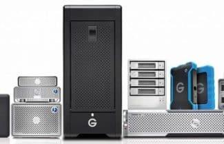 חברת בנדא החלה לשווק בישראל את מותג האחסון G-Technology