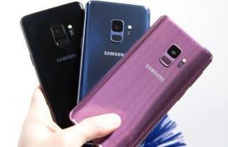 סמסונג Galaxy S9 במחיר מבצע כולל אחריות יבואן רשמי!