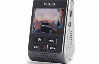 מצלמת רכב VIOFO A119 במחיר מעולה מתחת לרף המס!