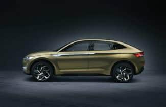 סקודה מציגה את ה-Vision E: רכב קונספט חשמלי ראשון מתוצרתה