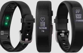 """מוצר היום באמזון ארה""""ב: שעון הכושר Garmin Vivosmart 3 במחיר מבצע"""