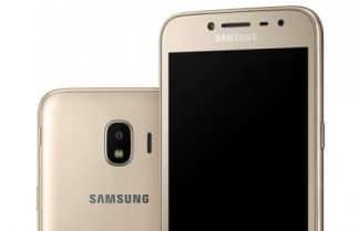 הוכרז: Galaxy J2 Pro 2018 לשוק הנמוך עם מסך 5 אינץ'