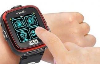 שעון חכם לילדים עם מסך מגע וחיישני תנועה במחיר מבצע לזמן מוגבל!