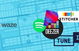הייאוש נעשה יותר נוח: אפליקציית Waze משיקה נגן מדיה חדש
