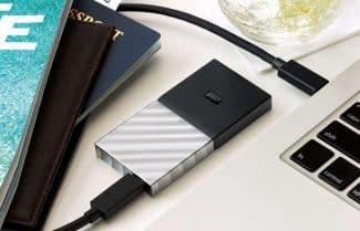 חברת WD מכריזה על כונן ה-SSD הראשון בסדרת My Passport