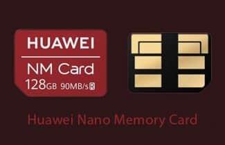 כרטיס זיכרון Nano Memory Card למכשירי וואווי במחיר מעולה כולל קופון הנחה בלעדי!