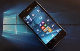 היום זהו היום בו Windows 10 Mobile מתה סופית