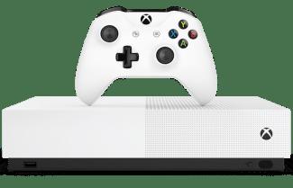 מיקרוסופט מכריזה על גירסת Xbox S ללא כונן דיסקים; שווה לכם?