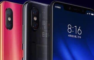 הוכרז: Xiaomi Mi 8 Pro – חיישן טביעת אצבע משופר מתחת למסך