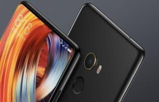 סמארטפון Xiaomi Mi Mix 2 עם ביטוח מס – במחיר מיוחד לזמן מוגבל