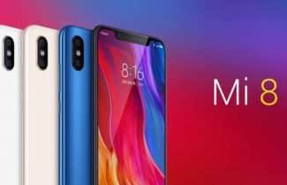 הוכרז: Xiaomi Mi 8 – מנגנון זיהוי פנים 3D ומקלט GPS כפול; החל מ-421 דולרים