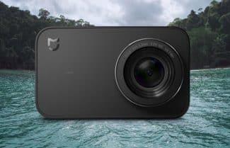 מצלמת אקסטרים מבית שיאומי כולל תמיכה ב-4K – במחיר מבצע!