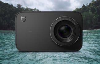 מצלמת אקסטרים Xiaomi Mini 4K עם ביטוח מס – במחיר מיוחד לזמן מוגבל