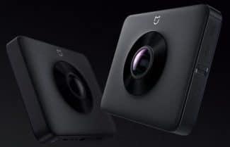 שיאומי מכריזה על מצלמת 360 מעלות עמידה במים במחיר של כ-245 דולרים