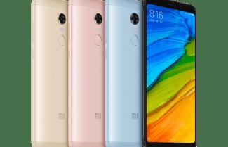 סמארטפון Xiaomi Redmi 5 Plus במחיר מעולה עם קופון הנחה!