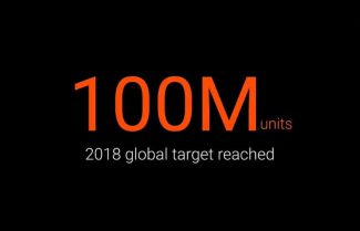 ממשיכה לצמוח: שיאומי מכרה השנה למעלה מ-100 מיליון סמארטפונים