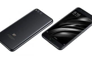 מכשיר הדגל Xiaomi Mi 6 בצבע שחור – עכשיו עם קופון הנחה