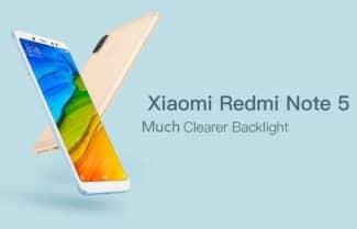[קישור מתוקן] סמארטפון שיאומי  Redmi Note 5 במחיר מיוחד עם קופון הנחה!