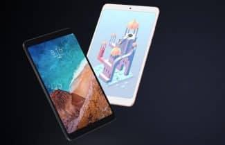 שיאומי מכריזה על הטאבלט Mi Pad 4 עם מסך 8 אינץ'; החל מ-168 דולרים