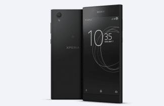 סוני מכריזה על Xperia L1: מסך 5.5 אינץ' המיועד לפלח השוק הנמוך