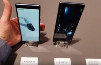 ברצלונה 2019: סוני מכריזה על Xperia 10 ו-Xperia 10 Plus – צפו בוידאו