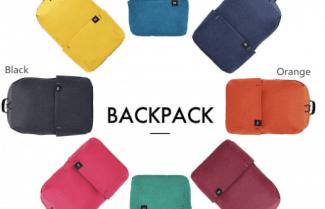 הלהיט חוזר: תיק גב שיאומי במגוון צבעים – במחיר מצחיק!