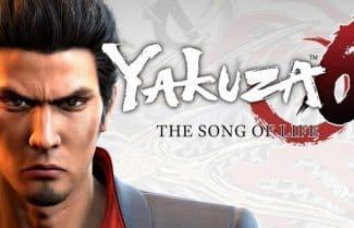 ג'ירפה בודקת: משחק הווידאו Yakuza 6: The Song of Life