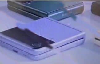 המתקפל Samsung Galaxy Z Flip 3 נחשף במלואו בתמונות אמיתיות