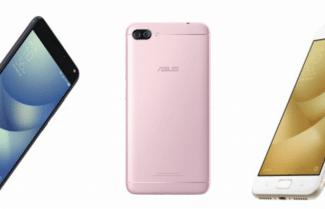 הוכרז: Asus Zenfone 4 Max עם מערך צילום כפול וסוללה בקיבולת גבוהה