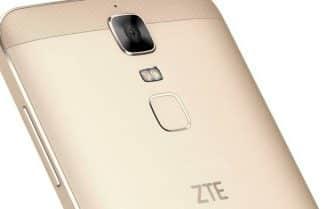 חברת ZTE משיקה בהודו את ה-Blade A2 Plus עם סוללת 5,000mAh
